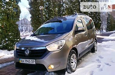 Renault Dokker пасс. 2015 в Прилуках