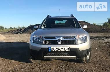 Renault Duster 2011 в Тернополе