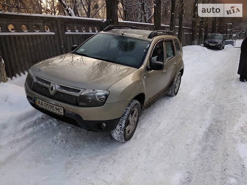 Renault Duster 2012 року в Києві