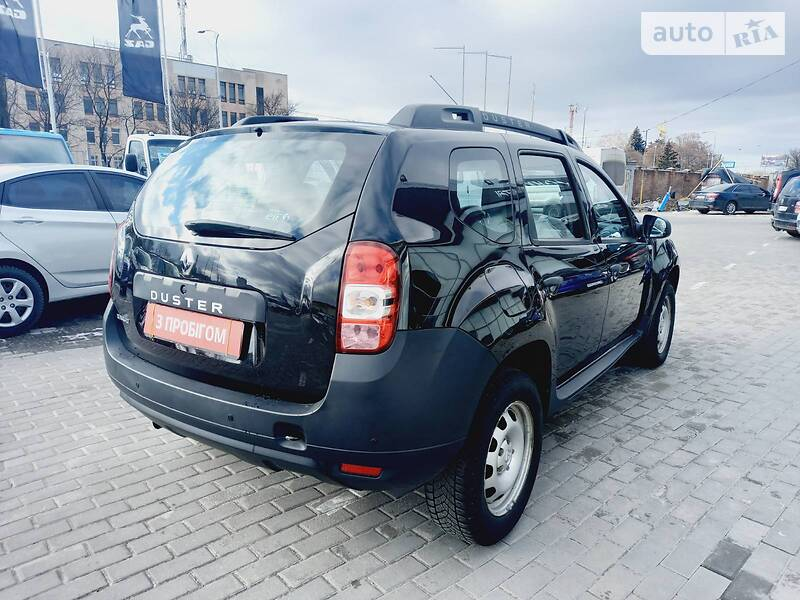 Renault Duster OFFICIAL AUTO 2016