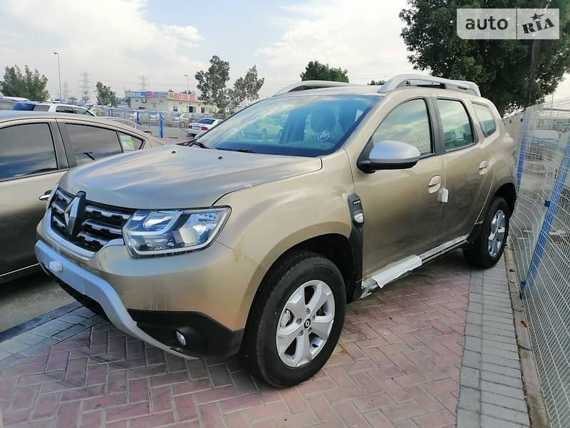 Renault Duster 2020 в Киеве