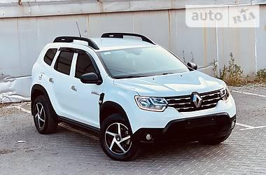 Позашляховик / Кросовер Renault Duster 2018 в Одесі