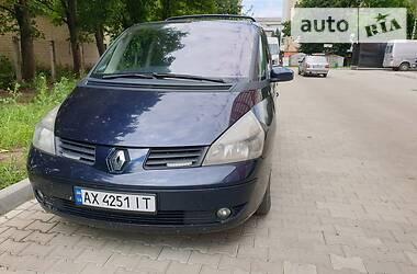 Renault Espace 2003 в Черновцах