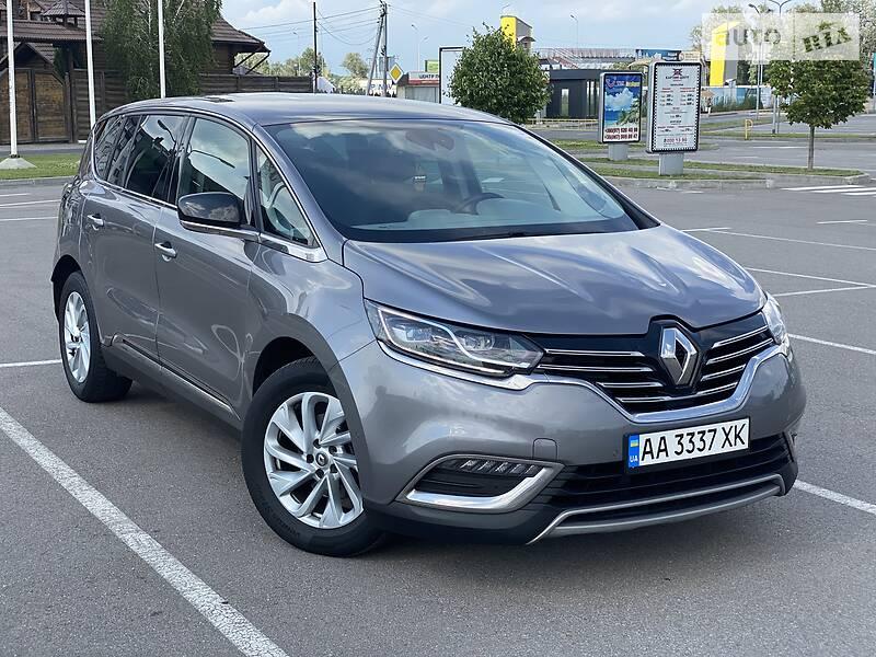 Renault Espace 2016 в Киеве