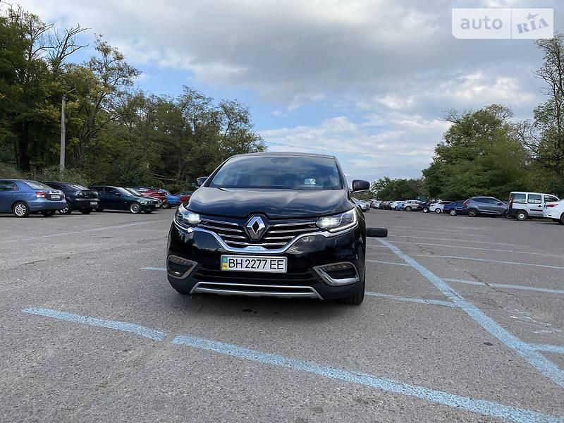 Renault Espace 2016 в Одессе