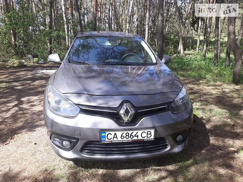 Renault Fluence 2016 в Черкасах