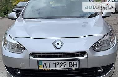 Renault Fluence 2012 в Снятине