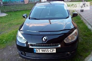 Renault Fluence 2011 в Рожнятове