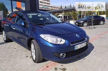 Renault Fluence 2011 в Тернополі