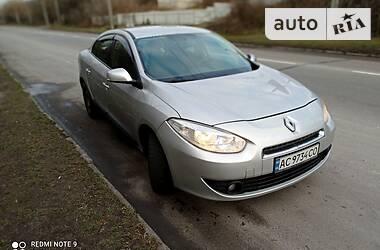 Renault Fluence 2011 в Луцке