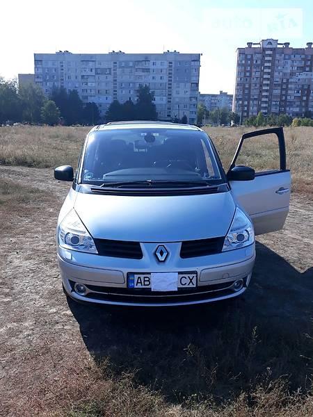 Renault Grand Espace 2011 года в Харькове