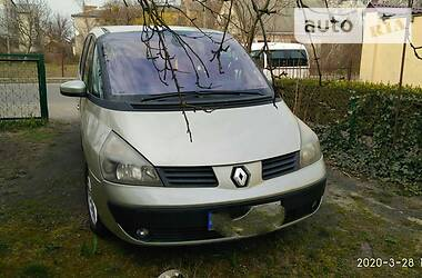Renault Grand Espace 2003 в Луцке