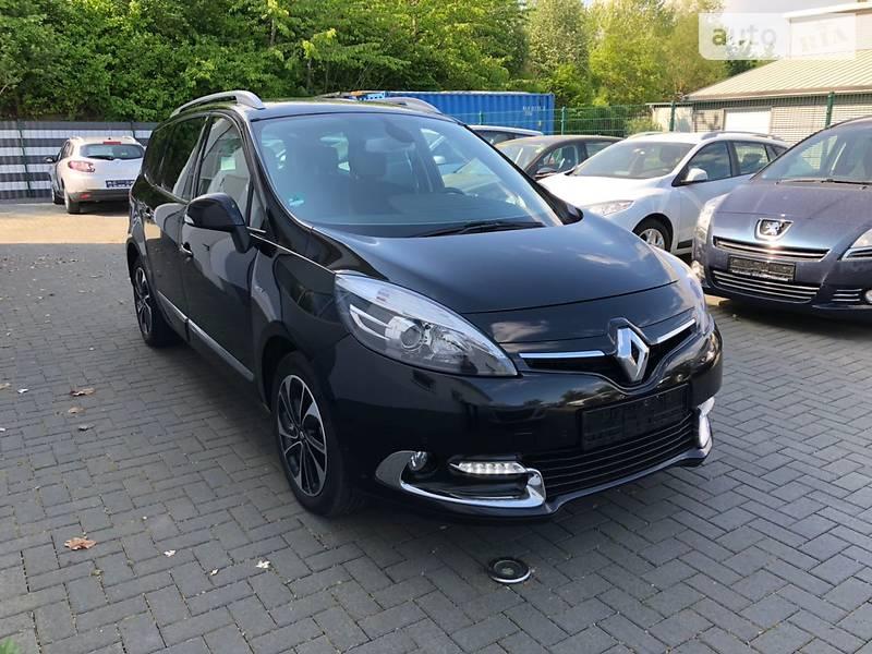 Renault Grand Scenic 2015 в Луцке