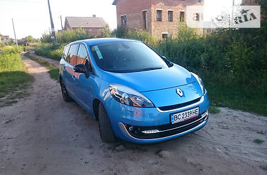 Renault Grand Scenic 2012 в Львове