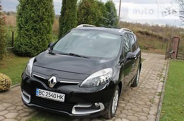 Renault Grand Scenic 2014 в Стрые