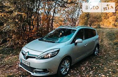 Renault Grand Scenic 2014 в Львове