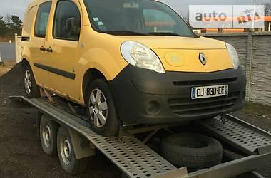 Renault Kangoo груз. Elektro 2012