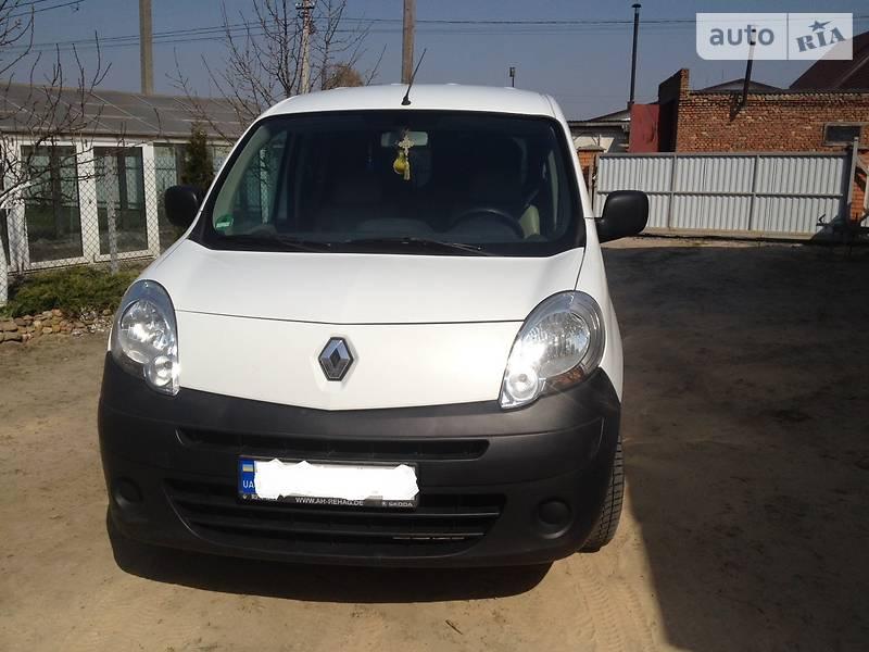 Renault Kangoo груз. 2010 в Камне-Каширском