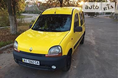 Renault Kangoo груз. 2000 в Иванкове