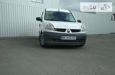 Renault Kangoo груз. 2008 в Рівному