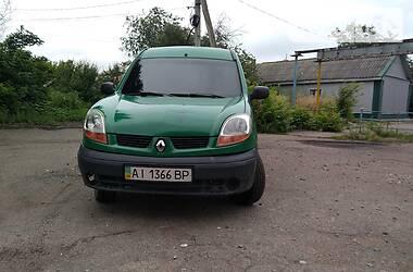 Renault Kangoo груз. 2004 в Попельне