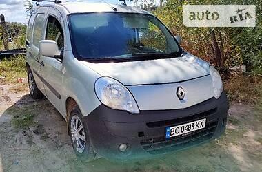 Renault Kangoo груз. 2011 в Львове
