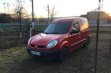 Renault Kangoo груз. 2004 в Львове