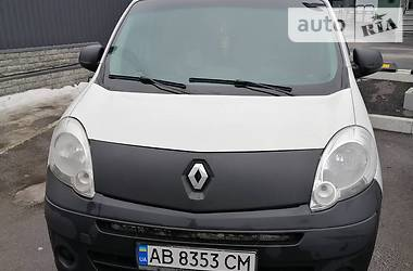 Renault Kangoo груз. 2012 в Виннице