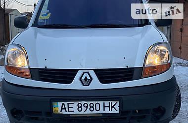 Renault Kangoo груз. 2006 в Запорожье