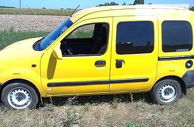 Renault Kangoo пасс. 2001 в Черкассах