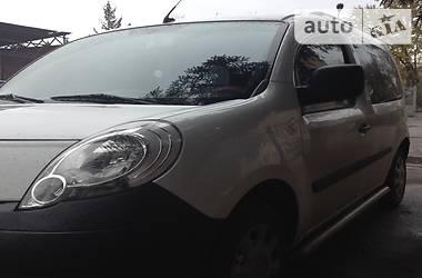 Renault Kangoo пасс. 2013 в Кривом Роге