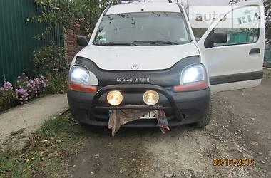 Renault Kangoo пасс. 2002 в Донецке