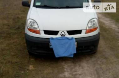 Renault Kangoo пасс. 2003 в Ровно