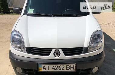 Renault Kangoo пасс. 2007 в Коломые