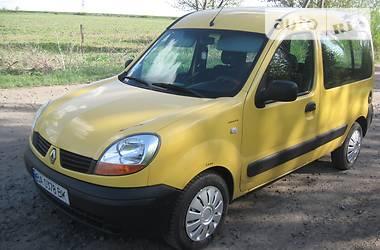 Renault Kangoo пасс. 2006 в Новоархангельске