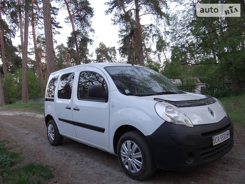 Renault Kangoo пасс. 2009 в Черкассах
