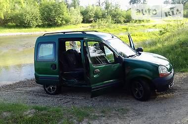 Renault Kangoo пасс. 1999 в Черновцах