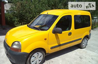 Renault Kangoo пасс. 1999 в Немирове