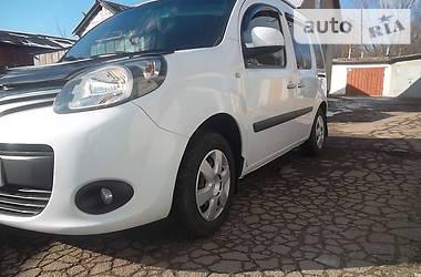 Renault Kangoo пасс. 2014 в Трускавце