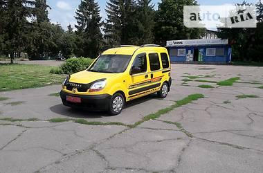Renault Kangoo пасс. 2004 в Новоархангельске