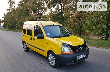 Renault Kangoo пасс. 2000 в Ахтырке