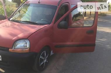 Renault Kangoo пасс. 2000 в Константиновке