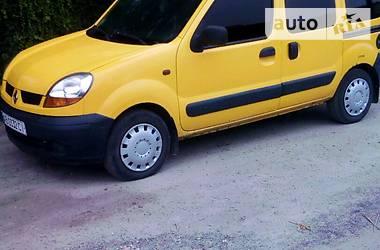 Renault Kangoo пасс. 2003 в Виннице