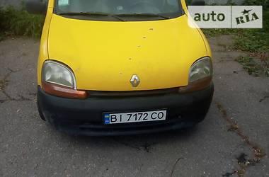 Renault Kangoo пасс. 2001 в Полтаве