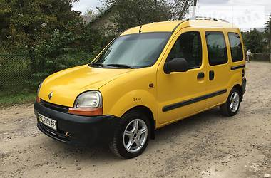 Renault Kangoo пасс. 2001 в Коломые