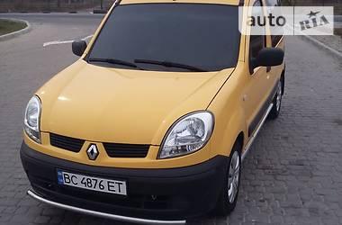 Renault Kangoo пасс. 2006 в Радехове