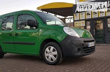 Renault Kangoo пасс. 2012 в Полтаве
