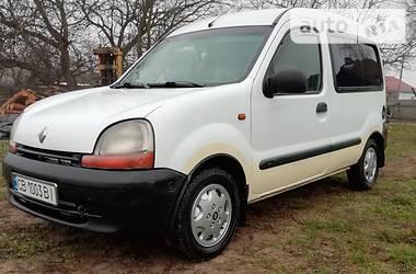 Renault Kangoo пасс. 1999 в Чернигове