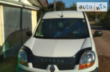 Renault Kangoo пасс. 2005 в Житомире