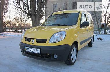 Renault Kangoo пасс. 2008 в Хмельницком